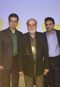 Me & my dear friend with Dr. Seyed Gholamreza Shirazian